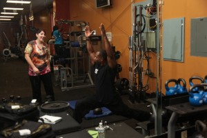 Serving those who serve: Marine veteran helps Marines, spouses reach their fitness goals