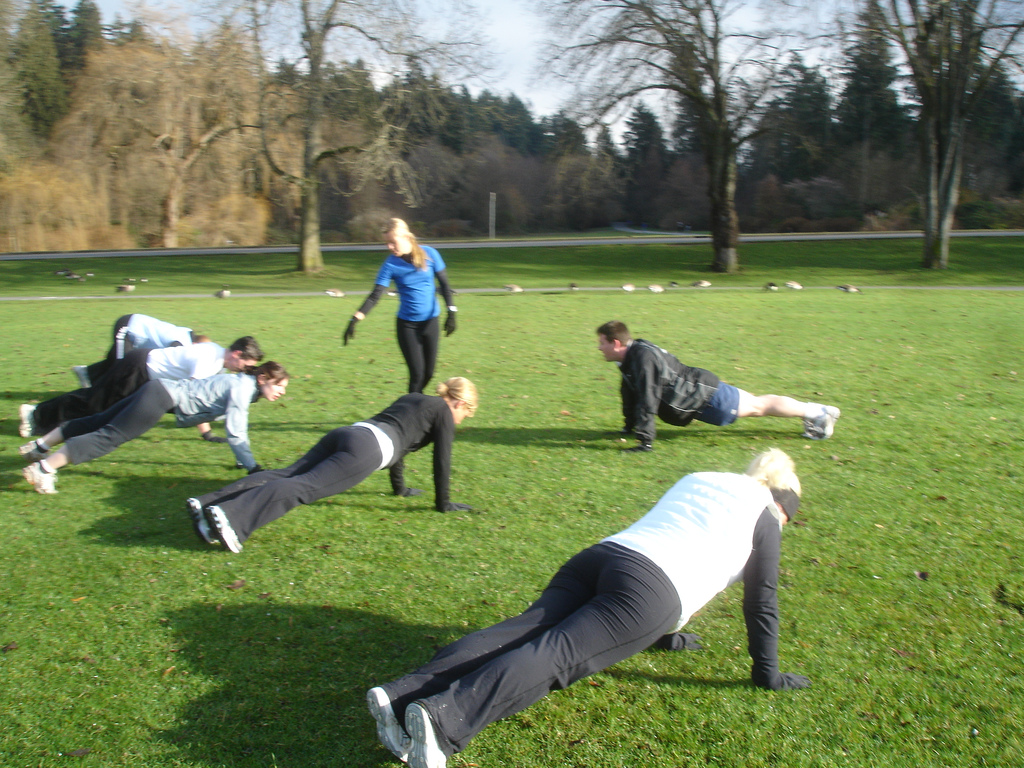 The Advantages of Joining a Fitness Boot Camp